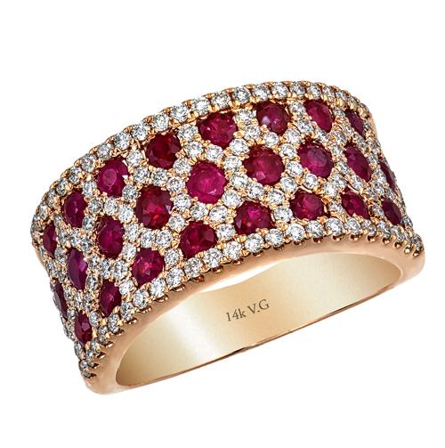 DOre Jewelry Ruby Jewelry